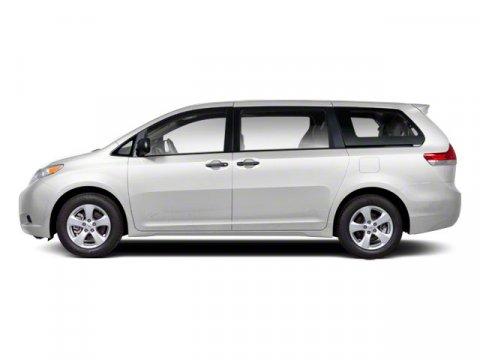 2013 Toyota Sienna LE Super WhiteLight Gray V6 35L Automatic 5 miles Family life can keep you
