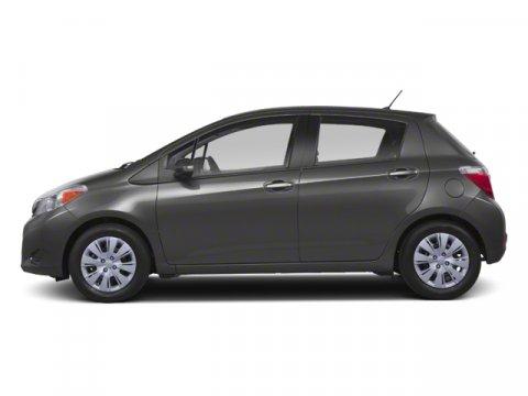 2013 Toyota Yaris LE HD RADIO BLUETOOTH Magnetic Gray MetallicAsh V4 15L Automatic 54076 mile