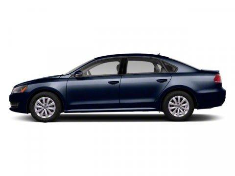2013 Volkswagen Passat S Night Blue MetallicGray V5 25L Automatic 0 miles Front Wheel Drive