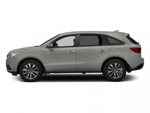 2014 Acura MDX Tech Pkg Silver MoonENBLACK V6 35 L Automatic 20640 miles The Acura MDX has b