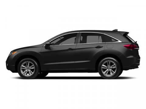 2014 Acura RDX Tech Pkg Crystal Black Pearl V6 35 L Automatic 0 miles  Front Wheel Drive  Po