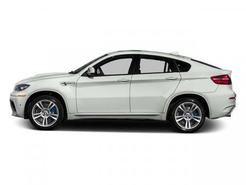 2014 BMW X6 M Alpine White V8 44 L Automatic 16523 miles  Turbocharged  All Wheel Drive  Ai
