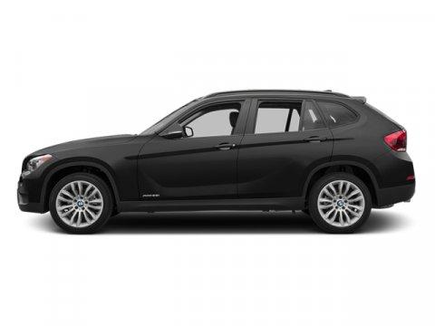 2014 BMW X1 xDrive28i Jet Black V4 20 L Automatic 0 miles TWO NEW TIRES INSTALLED Turbocharge