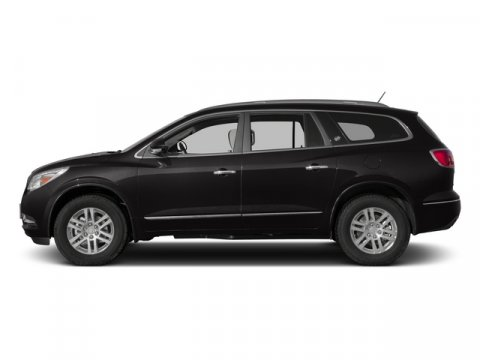 2014 Buick Enclave Premium Carbon Black MetallicEbony V6 36L Automatic 5 miles One look at the