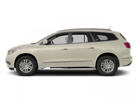 2014 Buick Enclave Premium White Diamond TricoatTitanium V6 36L Automatic 5 miles One look at