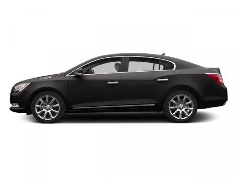 2014 Buick LaCrosse Leather NAVIGATION Carbon Black MetallicEbony V6 36 Automatic 20216 miles