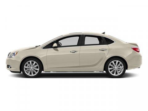 2014 Buick Verano Premium Group White Diamond TricoatEbony V4 20L Automatic 5 miles The 2014