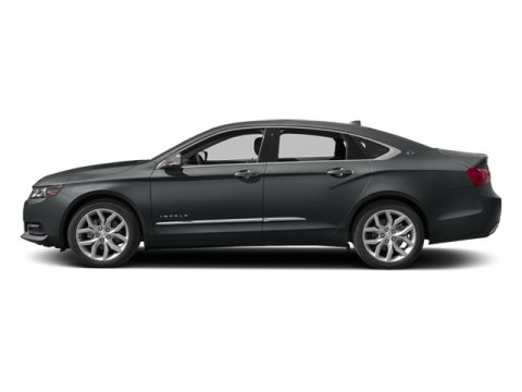 2014 Chevrolet Impala LS Ashen Gray MetallicJet BlackDark Titanium V4 25L Automatic 15306 mil