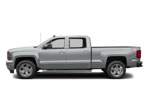 2014 Chevrolet Silverado 1500 LT Silver Ice Metallic V8 53L Automatic 17151 miles Preferred Eq