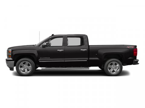 2014 Chevrolet Silverado 1500 LT Black V8 53L Automatic 30380 miles Certified One Owner and