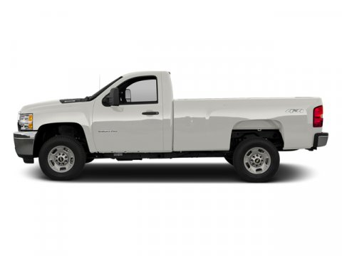 2014 Chevrolet Silverado 3500HD Work Truck Summit White V8 60L Automatic 16234 miles The 2013