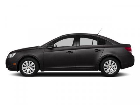 2014 Chevrolet Cruze LS Black Granite MetallicBLKTITAN PREM CLTH V4 18L Automatic 1 miles The