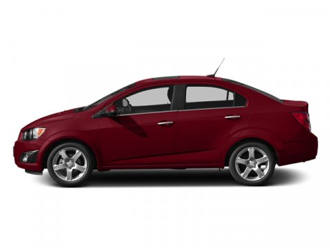 2014 Chevrolet Sonic LT Crystal Red Tintcoat V4 14L Automatic 0 miles Built in the USA the 20