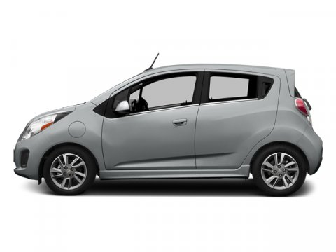 2014 Chevrolet Spark EV LT Silver IceDark Pewter wElectric Blue trim V  Automatic 0 miles If
