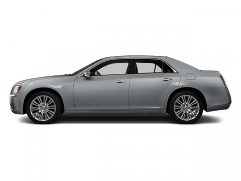 2014 Chrysler 300 300C Billet Silver Metallic Clearcoat V6 36 L Automatic 23087 miles  Rear W