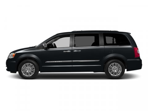 2014 Chrysler Town  Country Touring Maximum Steel Metallic Clearcoat V6 36 L Automatic 35485
