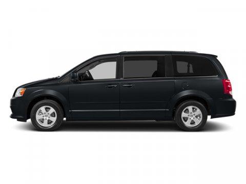2014 Dodge Grand Caravan C GrayBlack V6 36 L Automatic 42529 miles Move quickly Perfect Colo