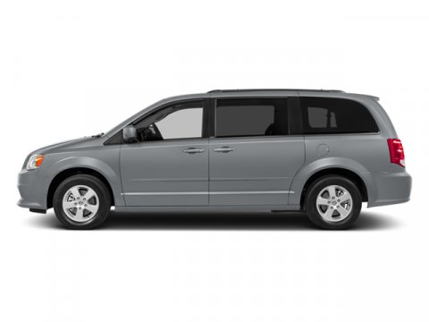 2014 Dodge Grand Caravan American Value Pkg Billet Silver Metallic ClearcoatBlackLight Graystone