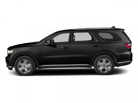 2014 Dodge Durango SXT Brilliant Black Crystal Pearlcoat V6 36 L Automatic 0 miles Step into t