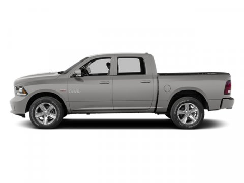 2014 Ram 1500 C Bright Silver Metallic ClearcoatGray V8 57 L Automatic 15992 miles  Four Whee