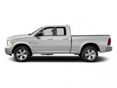 2014 Ram 1500 Bright White Clearcoat V8 57 L Automatic 31515 miles ONE OWNER BLUETOOTH MP3
