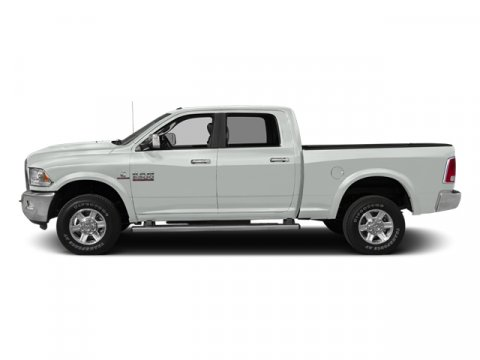 2014 Ram 2500 Bright White Clearcoat V6 67 L  21730 miles  Four Wheel Drive  Tow Hitch  Pow