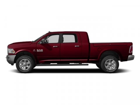 2014 Ram 3500 Longhorn Limited Deep Cherry Red Crystal Pearlcoat V6 67 L Automatic 23919 miles