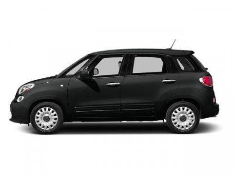 2014 FIAT 500L Easy Nero Puro Straight BlackBlack V4 14 L  18583 miles Turbocharged My My