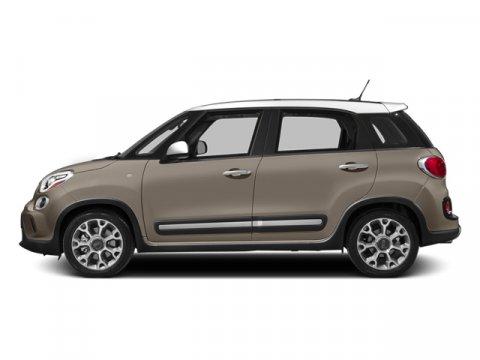 2014 FIAT 500L Trekking Mocha LatteGray V4 14 L  55 miles Please call 888-220-5028 for immedi
