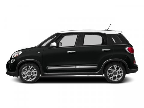 2014 FIAT 500L Trekking Nero Puro Straight Black V4 14 L Automatic 11529 miles  Turbocharge