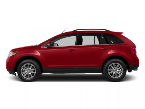 2014 Ford Edge SEL Ruby Red Metallic Tinted ClearcoatMedium Light Stone V6 35 L Automatic 0 mil