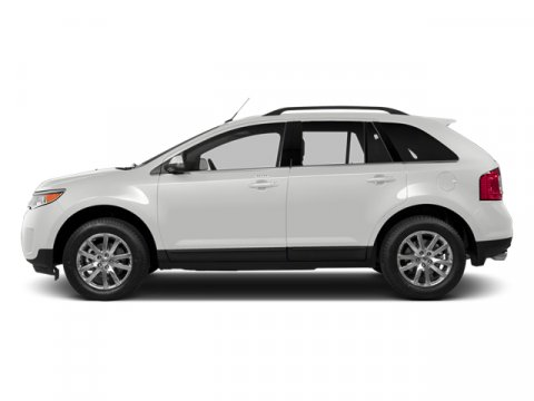 2014 Ford Edge SEL White Platinum Metallic Tri-CoatChar Blk V6 35 L Automatic 0 miles Driven b
