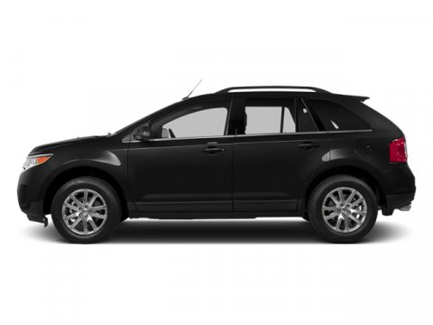 2014 Ford Edge SEL Tuxedo Black MetallicCharcoal BlackGray V6 35 L Automatic 3 miles NAVIGATI