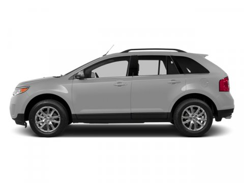 2014 Ford Edge SEL Ingot Silver MetallicCharcoal Black V6 35 L Automatic 0 miles Driven by you