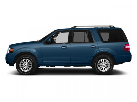 2014 Ford Expedition XLT Blue Jeans MetallicCamel V8 54 L Automatic 3 miles BLUETOOTH MP3 Pla