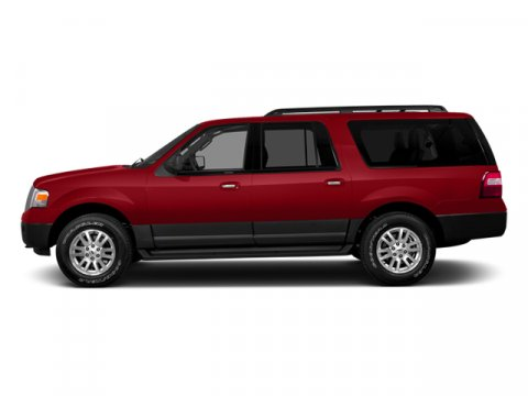 2014 Ford Expedition EL Limited Ruby Red Metallic Tinted Clearcoat V8 54 L Automatic 3 miles 2