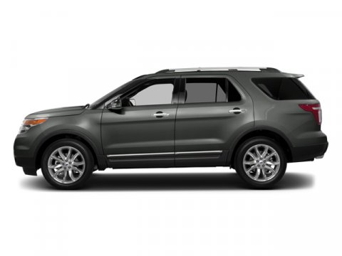 2014 Ford Explorer XLT Sterling Gray MetallicMedium Light Stone V6 35 L Automatic 3 miles 2014