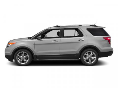 2014 Ford Explorer Limited Ingot Silver Metallic V6 35 L Automatic 18336 miles Look at this 20