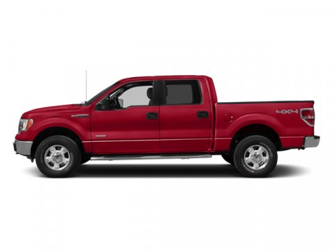 2014 Ford F-150 XL Vermillion Red V8 50 L Automatic 10 miles Price DOES include Dealer Docume