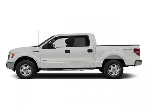 2014 Ford F-150 Lariat White Platinum Metallic Tri-CoatPale Adobe V8 50 L Automatic 0 miles La