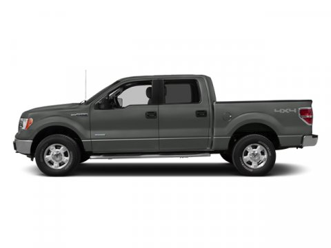 2014 Ford F-150 F150 4X4 SUPERCREW Sterling GrayBlack V8 50 L Automatic 0 miles The 2014 Ford