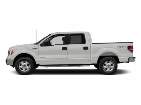 2014 Ford F-150 XLT Oxford WhitePale Adobe V6 35 L Automatic 3 miles 4X4 BLUETOOTH MP3 Playe
