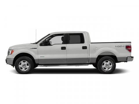 2014 Ford F-150 XLT Oxford WhiteSteel Gray V6 35 L Automatic 5 miles The 2014 Ford F-150 with