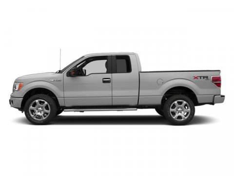 2014 Ford F-150 F150 4X4 SUPERCAB Ingot Silver MetallicBlack V8 50 L Automatic 0 miles The 201