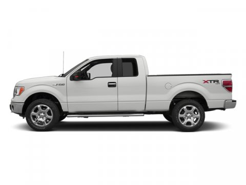 2014 Ford F-150 F150 4X2 SUPERCAB Oxford WhiteSteel Gray Interior V8 50 L Automatic 0 miles Th
