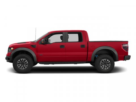 2014 Ford F-150 SVT Raptor Race RedBlack V8 62 L Automatic 100 miles The 2014 Ford F-150 with