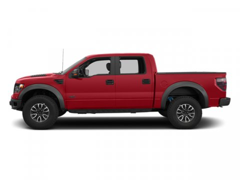 2014 Ford F-150 SVT Raptor Ruby Red Metallic Tinted ClearcoatBlk  WRed V8 62 L Automatic 0 mil