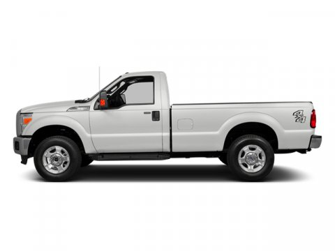2014 Ford Super Duty F-250 SRW XL Oxford White V8 62 L Automatic 25 miles 2014 MODEL YEAR LT2