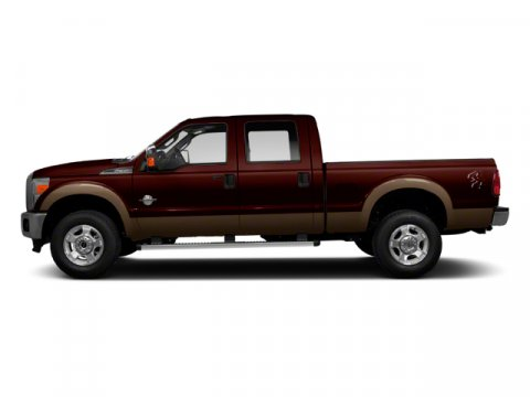 2014 Ford Super Duty F-350 SRW Lariat Kodiak Brown MetallicAdobe V8 67 L Automatic 4 miles Fou