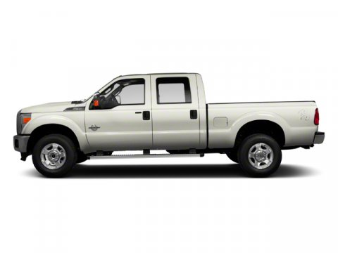 2014 Ford Super Duty F-350 SRW Lariat Oxford White V8 67 L Automatic 0 miles EXTERIOR WDEFRO